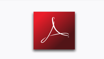 Adobe updates available