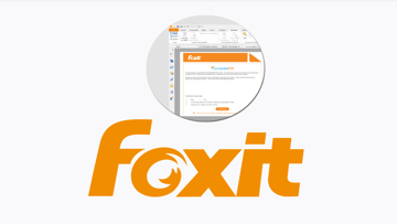 Try Foxit Reader!