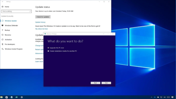 Windows 10: Cumulative update fixes errors